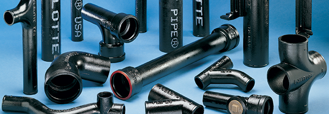 Pipe and foundry products